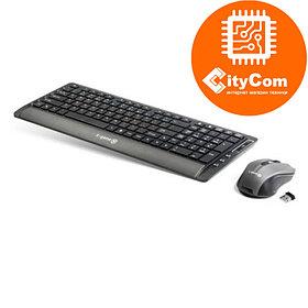 Комплект Клавиатура + Мышь, X-Game, XD-7510OGB, Беспроводной Арт.3958