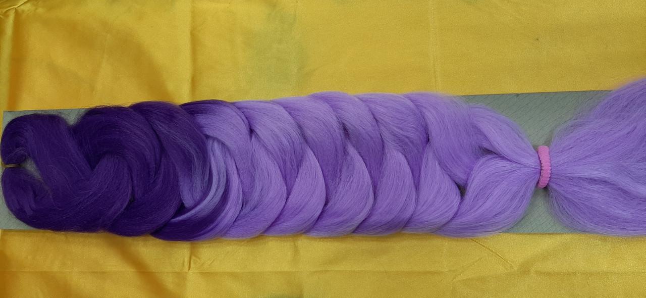 Канекалон цветной для плетения