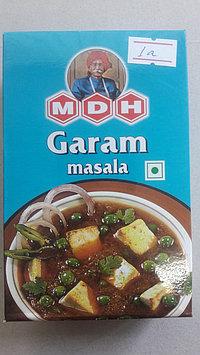 1 MDH GARAM MASSALA Спец.смесь молотый для гарам масала 100г.
