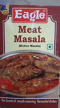 12 Eaqle MEAT MASSALA  Спец.смесь молотый для мяса 100г. ()