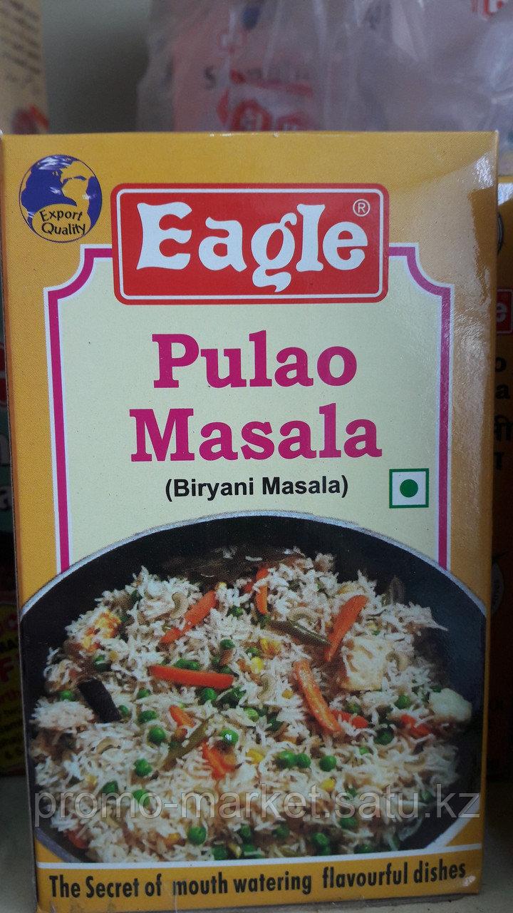 16 Eaqle PULAO MASSALA (BIRYAN)I  Спец.смесь молотый для Плова 100г.