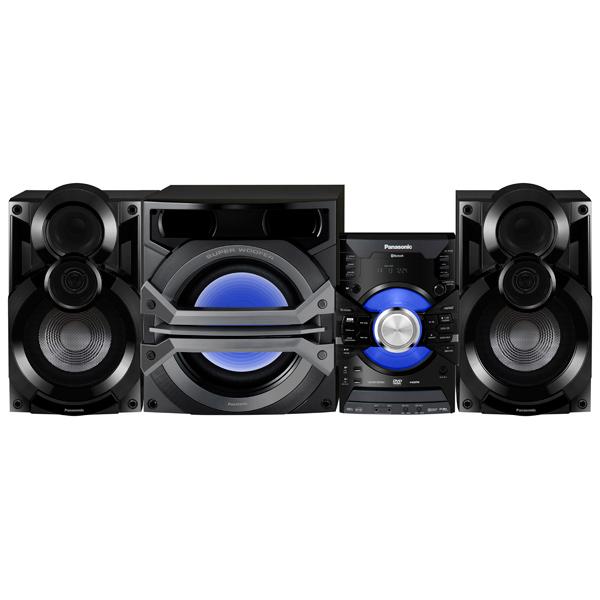 Музыкальный центр Panasonic SC-VKX95EE-K