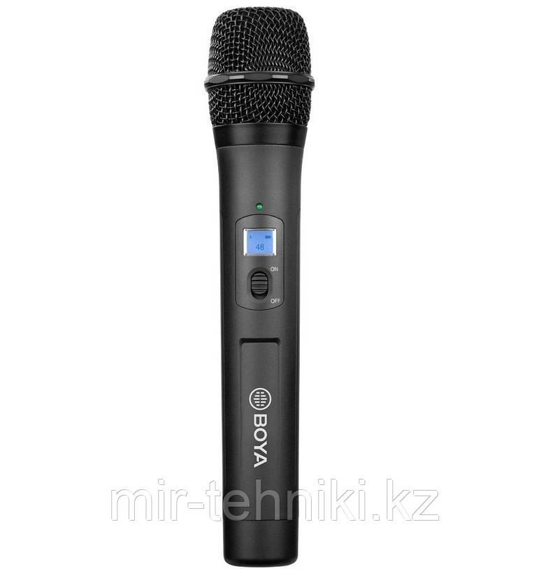 Беспроводной репортерский ручной микрофон BY-WHM8 PRO