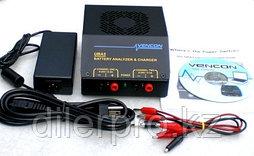 Vencon UBA5 – анализатор состояния аккумуляторных батарей и зарядное устройство