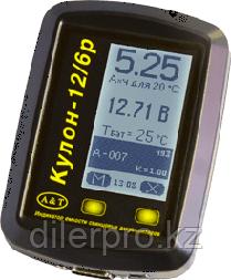 Кулон-12/6p - тестер / индикатор емкости свинцовых аккумуляторов