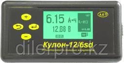 Кулон-12/6sd - тестер / индикатор емкости свинцовых аккумуляторов