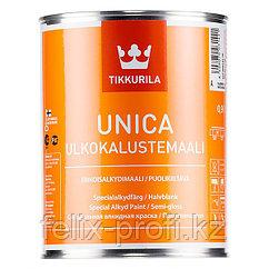Краска алкидная  UNICA A  п/гл 2,7л