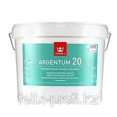 Краска антимикробная ARGENTUM 20 A пл/мат 9л