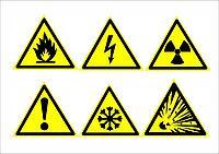 Таблички предупреждающие