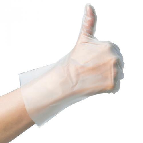 Перчатки из термопластичного эластомера (ТПЭ), текстурированные