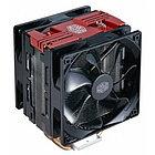 Вентилятор для CPU CoolerMaster Hyper 212 LED TURBO RED COVER Intel&AMD