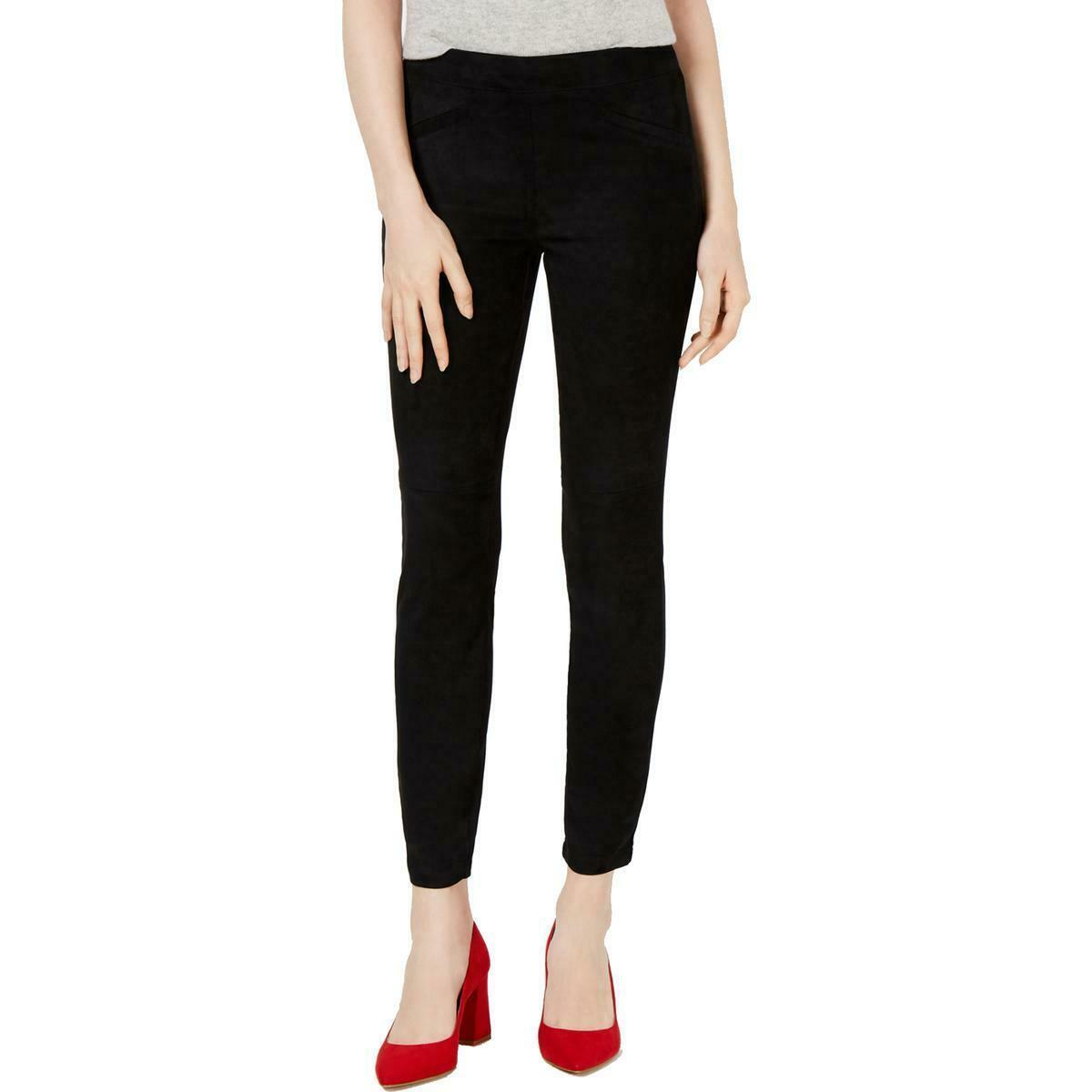 Bar Iii Женские брюки укороченные без замка 2000000386454