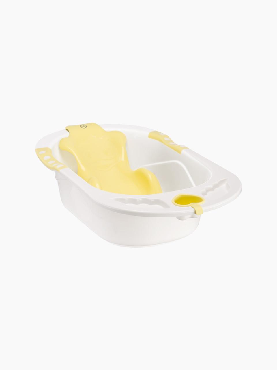 "Happy Baby Ванна детская ""BATH COMFORT"",  желтый"