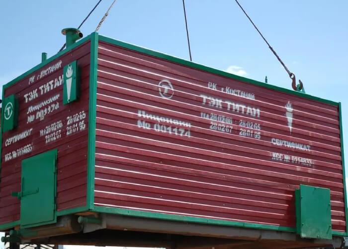 ТЗВК-2 площадь м² 20000 с экономайзером