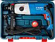 Перфоратор SDS-plus, ЗУБР Профессионал ЗП-30-900 К, мет. редуктор, 3.3 Дж,0-5500 уд/мин, 900 Вт, кейс, фото 2