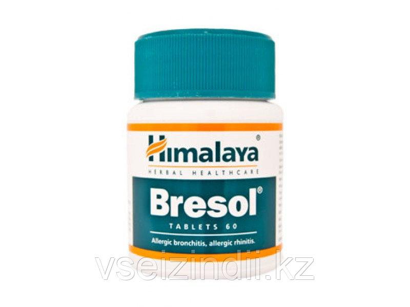 Бреcол, Гималаи (Bresol, Himalaya), 60 таблеток
