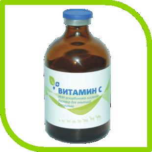 Витамин С 100мл БХФ