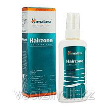 Спрей-сыворотка Хаирзоне, против потери волос Гималаи (Himalaya Hairzone Solution), 60 мл