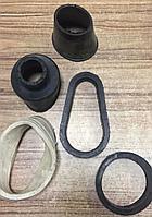 Манжеты, уплотнители и прокладки резиновые сантехнические
