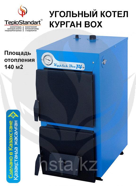 Угольный котел Курган Вох 14 (140 кв.м.)