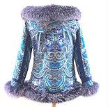 Дизайнерская женская куртка, фото 2