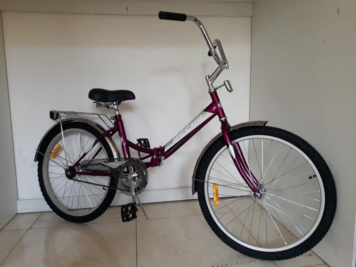 """Складной велосипед Десна 2500 24"""" колеса. Рассрочка. Kaspi RED."""