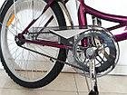 """Складной велосипед Десна 2500 24"""" колеса. Рассрочка. Kaspi RED., фото 5"""