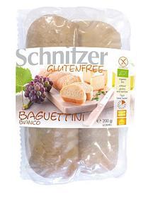 Schnitzer безглютеновые продукты производство ГЕРМАНИИ