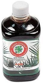 """Жидкое комплексное удобрение для пальм """"Скорая помощь"""" 0,5л"""