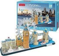 CubicFun Игрушка Достопримечательности Лондона