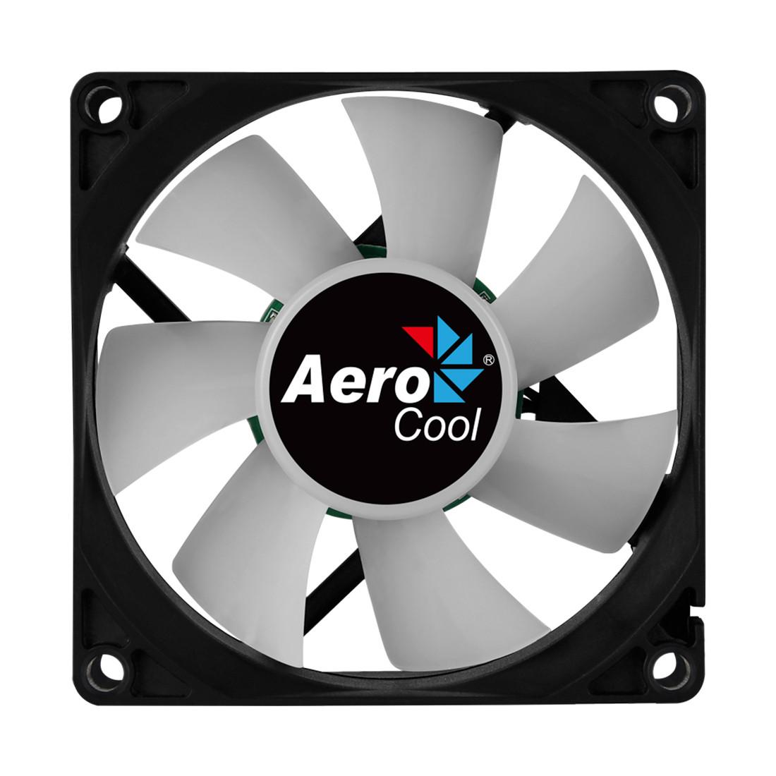 Кулер для компьютерного корпуса AeroCool Frost 8 (FRGB, 80мм)