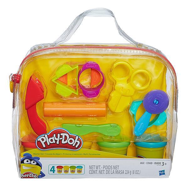"""Hasbro Play-Doh B1169 Игровой набор пластилина """"Базовый"""""""