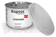 Жирорастворимый воск 400мл Kapous синий с азуленом