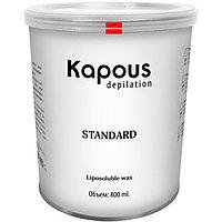 Жирорастворимый воск 800мл Kapous Gold