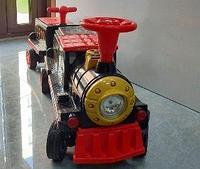 Электро паровоз, фото 1