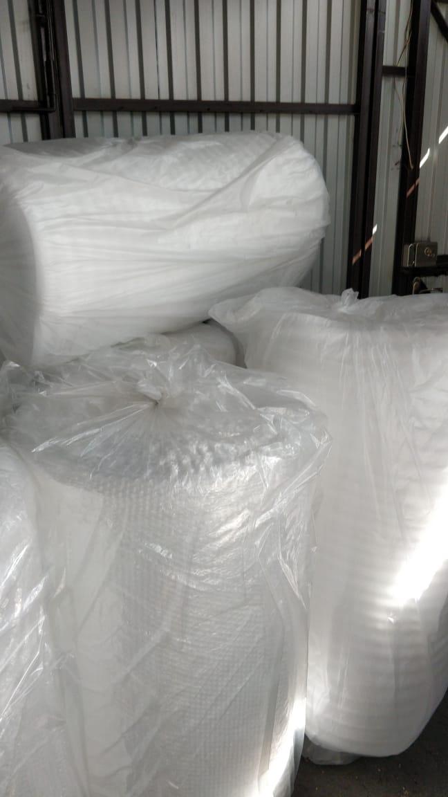 Пленка воздушно-пузырчатая 1,2х100 м (пупырышки)