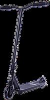 Трюковый оригинальный самокат Longway Adam black. Гарантия на раму. Рассрочка. Kaspi RED.