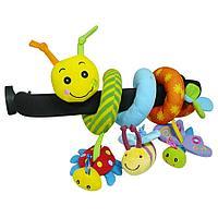 "Игрушка - спиралька ""Улитка"" (Biba Toys, Китай)"
