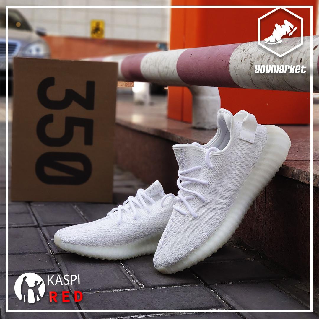Кроссовки Adidas Yeezy 350 by Kanye West - фото 1