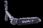 Оригинальный трюковый самокат Longway Summit black neochrome. Гарантия на раму., фото 3