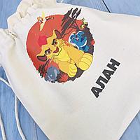 Изготовление детских рюкзаков с яркими принтами под заказ