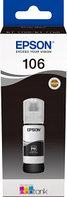 Чернила Epson C13T00R140  для L7160/L7180 чёрный