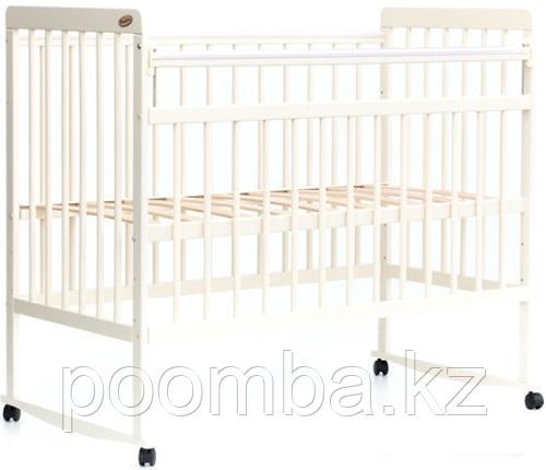 Кровать детская - манеж Bambini Евро стиль M 01.10.03 Слоновая кость