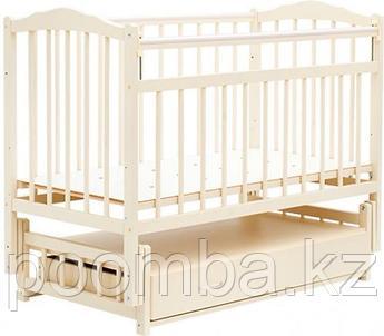 Кровать детская -манеж Bambini Классик Слоновая кость
