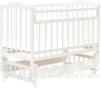 Кровать детская -манеж Bambini Классик Белый