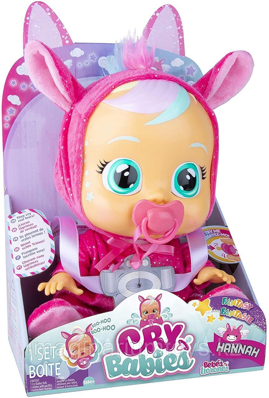 Кукла Край Бэби Ханна пегас Cry Babies - фото 7