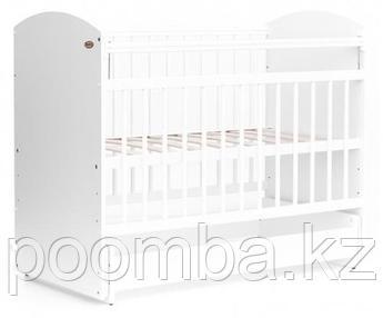 Кровать детская -манеж Bambini Элеганс Белый