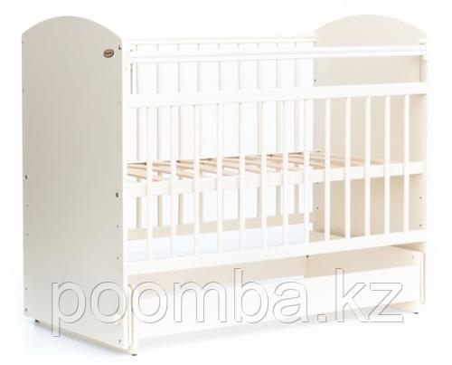 Кровать детская -манеж Bambini Элеганс Слоновая кость