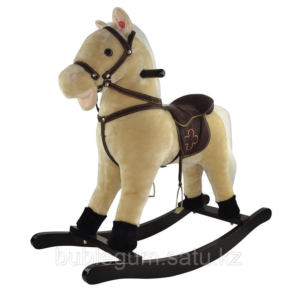 "Качалка-лошадка ""Pituso"", светло-бежевый"