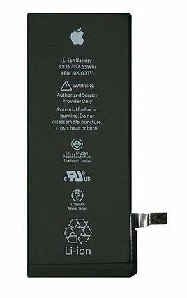 Аккумуляторная батарея заводская для iPhone (iPhone 6s), фото 2